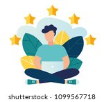 vector illustration on white... | Shutterstock .eps vector #1099567718