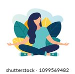 vector illustration  the... | Shutterstock .eps vector #1099569482
