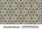 vector patchwork quilt seamless ... | Shutterstock .eps vector #1099593032