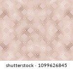 chic rose gold geometric... | Shutterstock .eps vector #1099626845