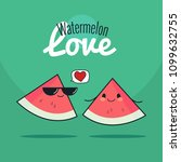 Watermelon Cartoon Characters ...