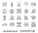 United Kingdom Icon Set....
