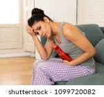 young beautiful latin hispanic...   Shutterstock . vector #1099720082