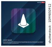 cone   free vector icon