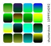 mobile app icon templates set.... | Shutterstock . vector #1099914092