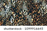 Stock photo leopard pattern jaguar pattern animal fur 1099916645