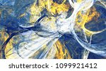 abstract bright motion... | Shutterstock . vector #1099921412