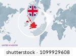 world map centered on america...   Shutterstock .eps vector #1099929608
