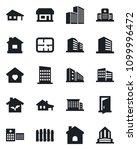 set of vector isolated black... | Shutterstock .eps vector #1099996472