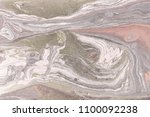 marble abstract acrylic wave... | Shutterstock . vector #1100092238