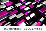abstract background. multicolor ... | Shutterstock . vector #1100174666