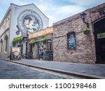 belfast  northern ireland  may  ...   Shutterstock . vector #1100198468