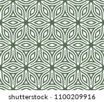 seamless simple colorful... | Shutterstock .eps vector #1100209916