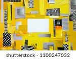 creative atmosphere art mood... | Shutterstock . vector #1100247032