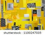creative atmosphere art mood... | Shutterstock . vector #1100247035