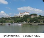 bratislava  slovakia   circa... | Shutterstock . vector #1100247332