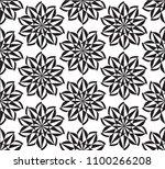 geometric pattern seamless | Shutterstock . vector #1100266208