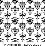 geometric pattern seamless | Shutterstock . vector #1100266238