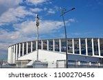 nizhny novgorod russia   july... | Shutterstock . vector #1100270456