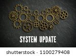"""cogwheels and the words """"system ... 