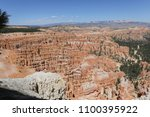 bryce canyon national park | Shutterstock . vector #1100395922
