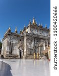 Small photo of The ancient Pagan city, Myanmar. It is the world's largest temple complex.
