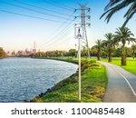 View Of Riverside Pedestrian...