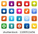 energy and ecology icons ... | Shutterstock .eps vector #1100511656