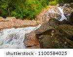 Hin Lat Waterfall In The Koh...