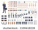 architect or engineer... | Shutterstock .eps vector #1100618228