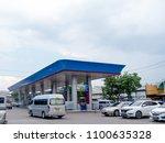 ayutthaya  thailand  may13 2018 ... | Shutterstock . vector #1100635328