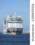 velsen  the netherlands  april... | Shutterstock . vector #1100655326