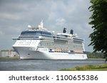velsen  the netherlands   june... | Shutterstock . vector #1100655386