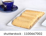 cookies of el fitr islamic... | Shutterstock . vector #1100667002