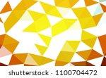 light orange vector blurry... | Shutterstock .eps vector #1100704472