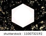 luxury vector abstract... | Shutterstock .eps vector #1100732192