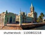 rio de janeiro  brazil   may 1  ... | Shutterstock . vector #1100802218