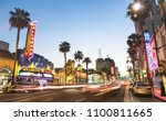 los angeles   march 20  2015 ... | Shutterstock . vector #1100811665