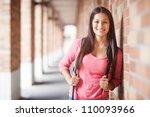 a portrait of a hispanic...   Shutterstock . vector #110093966