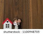real estate and mortgage... | Shutterstock . vector #1100948705