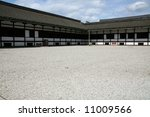 imperial palace  kyoto  japan | Shutterstock . vector #11009566