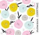 Cute Pastel Floral Pattern....