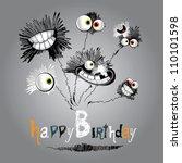 Happy Birthday Bouquet Of...
