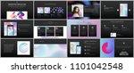 minimal presentations ... | Shutterstock .eps vector #1101042548