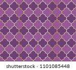 arabesque mosque vector... | Shutterstock .eps vector #1101085448