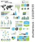 detail infographic vector...   Shutterstock .eps vector #110109155