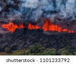 Lava Fountains Eruptions...