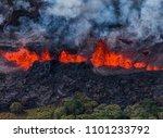 Lava Fountains Eruptions...