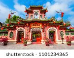 fukian assembly hall or phuc...   Shutterstock . vector #1101234365
