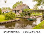 Giethoorn Netherlands May 2018...